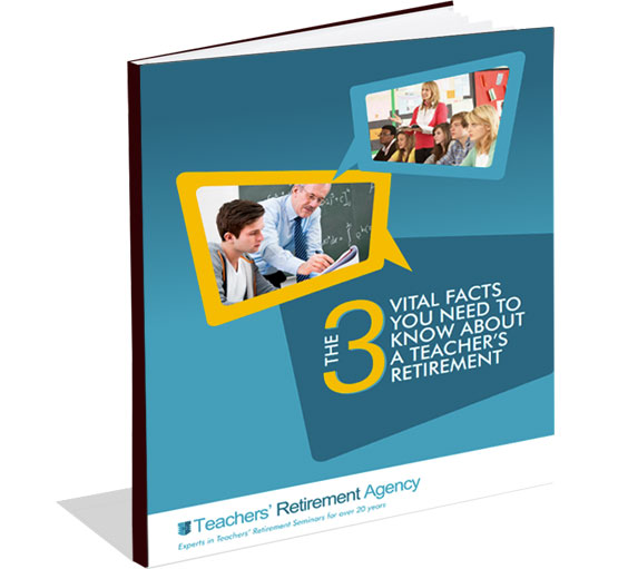 Ebook About Teachers' Pensions and Retirement